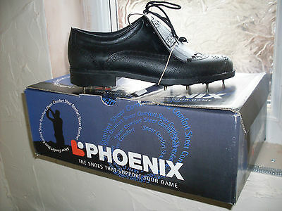 Phoenix Golf Shoes Waterproof sz 5 Boys  EU 38
