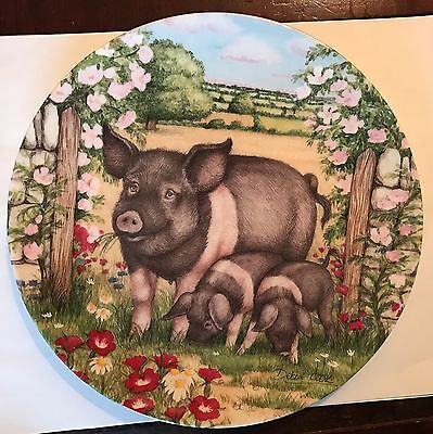 Royal Doulton Plate 'rosie'