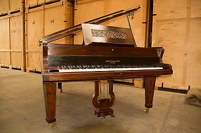 John Broadwood & Sons Boudoir Grand Piano