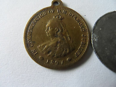 two very old tokens