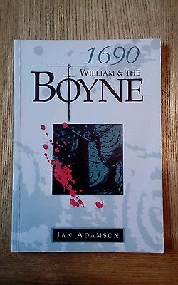 1690 King William & The Boyne. Orange Order. Protestant Culture Northern Ireland