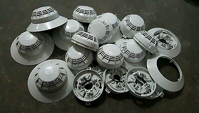 EST SIGA2-PS Photoelectric Smoke Detector (USED) FREE SHIP!! - LOT of 13 PCS