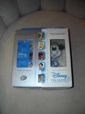 Disney Treasures Mickey Mouse the Taylor Figure and Trading Cards