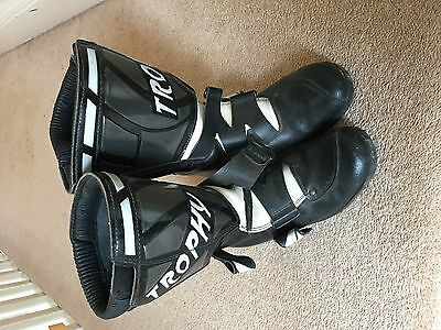 Childs Motorcycle Boots