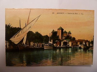 Carte Postale Annecy
