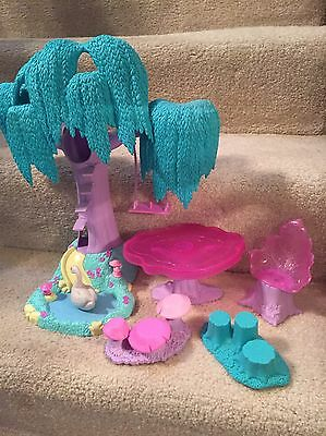 Barbie Swan Lake Enchanted Forest Play set Accessories