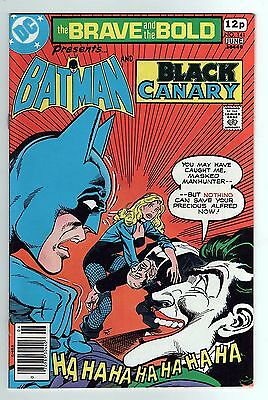 Brave and the Bold #141 - 1978 - VF+  (Batman)