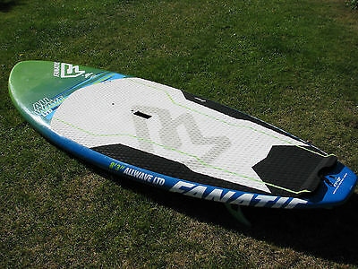 "Fanatic Allwave 8'3"" x 32 LTD Carbon SUP Stand Up Paddleboard"