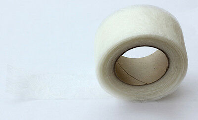 White Sizoflor /Angel Hair 40mm wide