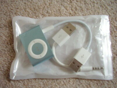 I POD Shuffle 2 GB,blue colour ,new,superb condition