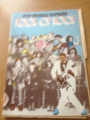 New Musical Express Book Of Rock : Rare 1970S Guide To Rock Very Good Condition
