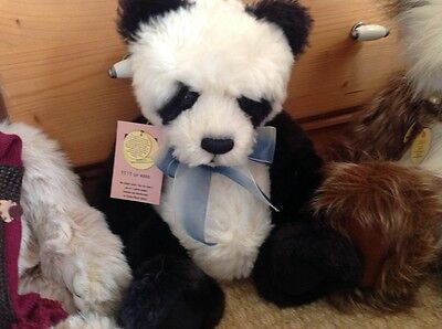 CHARLIE bears MING rare and limited edition