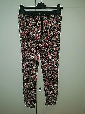 Floral New Look Size 10 Jogging Bottoms