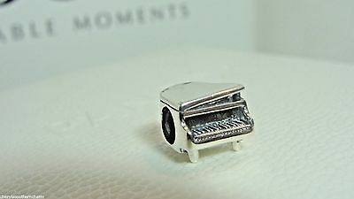 Authentic Pandora 791503 Charm Piano New W/tags