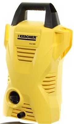 New Genuine Karcher K2 Home Air-Cooled Pressure Washer Machine Only !!