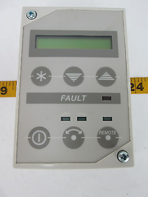 Keypad Controller with Fault Light Remote Button Increase Decrease Security A