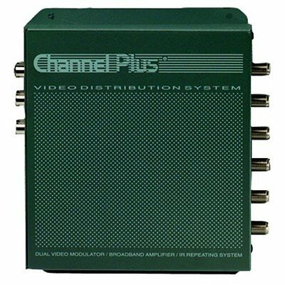 Channel Plus 3025 All-in-One Multiroom Video Distribution System with Dual