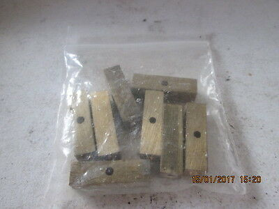 O GAUGE  LOCO CHASSIS SPACERS x 8