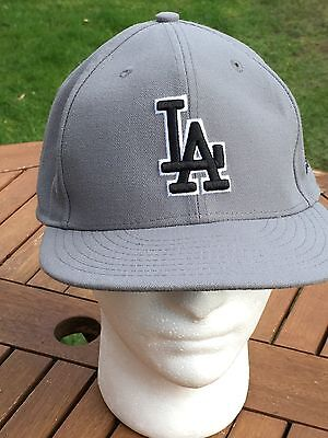 Baseball cap LA logo New Era 9FIFTY