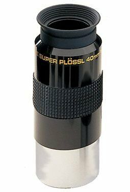 Meade Instruments 07177-02 Super Plossl 1.25-Inch 40-Millime