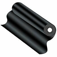 Rosco Matte Black Cinefoil, 24 x 25' Roll.