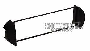 Scosche Dash Kit for 1998-Up Volkswagen Beetle Kit / Front L