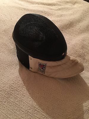 Leon Paul Fencing Mask for Epee, Foil or non electric Sabre. sport Safety helmet