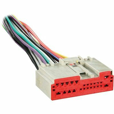 Metra Reverse Wiring Harness 71-5520 for Select 2003-2004 Fo