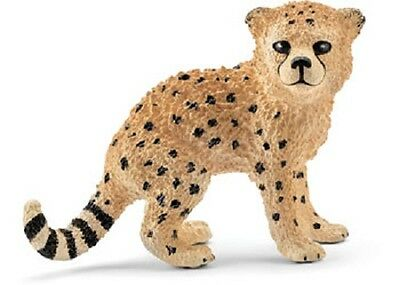 Schleich Wildlife Model 14747 - Cheetah Cub