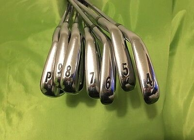 "Titleist 714 AP2 Irons 4 - PW - 1/2"" Longer - DG S300 Shafts"