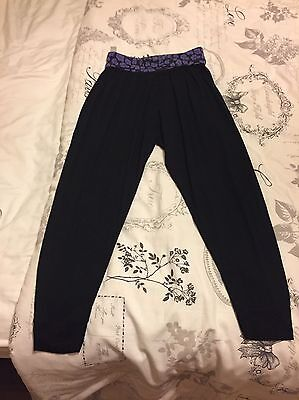 Girls Age 7-8 Years Harem Style Trousers