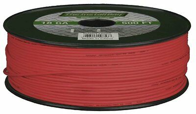 Metra PWRD18500 18-Gauge Primary Wire (Red)