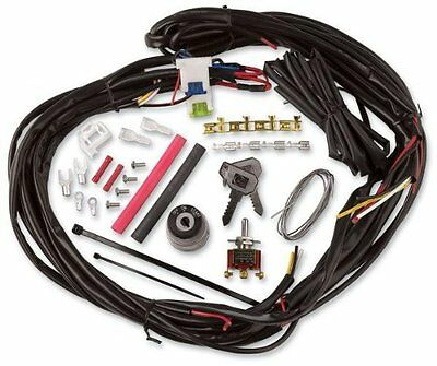 Cycle Visions Custom Chopper Wire Harness CV-4869