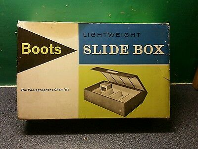 Photographic Slide Box