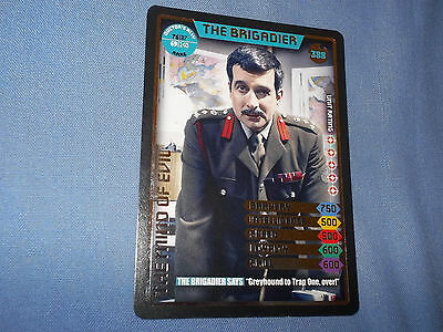 DOCTOR WHO MONSTER INVASION TRADING CARD (Rare Doctor's Ally 388)