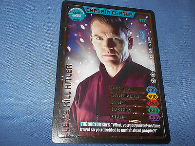 DOCTOR WHO MONSTER INVASION TRADING CARD (Rare Doctor's Ally 381)