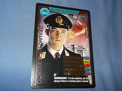 DOCTOR WHO MONSTER INVASION TRADING CARD (Rare Doctor's Ally 383)