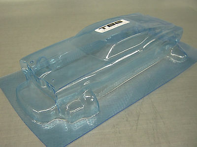 1/24 Mercury Cyclone Super Competition Body Clear Lexan Vintage