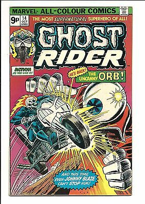 GHOST RIDER (Vol.1) # 14 (OCT 1975), FN+
