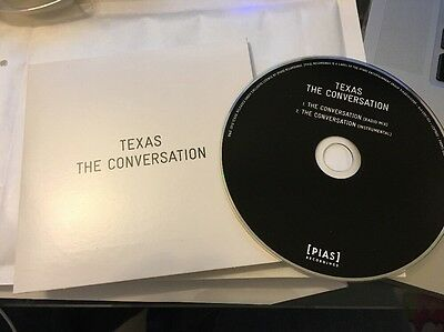 Cd Promo Texas - The Conversation
