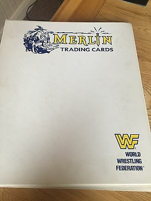 WWF 1991 Classic Trading Cards Full Set