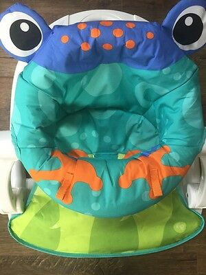 Fisher-Price Sit-Me-Up Frog Floor Seat