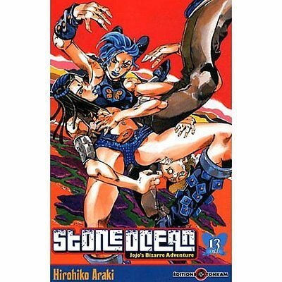 Stone Ocean, Tome 13 :