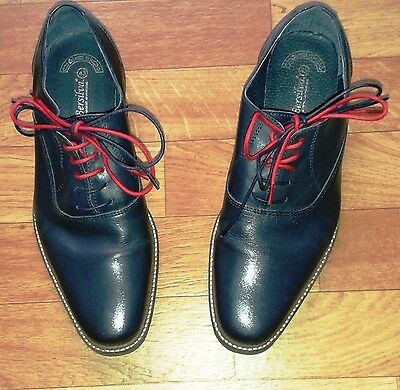 chaussures cuir bleues homme taille 43