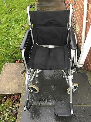 enigma Self Propelled Foldable Wheelchair