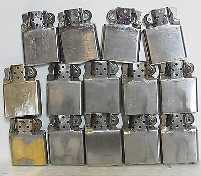 ZIPPO lighter inserts 14 used inserts