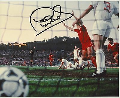 Phil Neal Autograph LIVERPOOL FC Signed 8x10 Photo [7916]