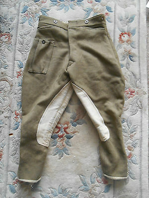 WW2 Dispatch Despatch rider Pantaloons Breeches Trousers