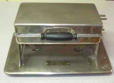 Vintage Antique Early 1900s Electric Waffle Maker Universal Landers Frary Clark