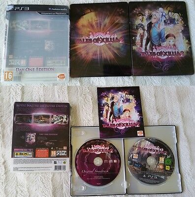 Jeu PS3 TALES OF XILLIA 2 DAY ONE EDITION